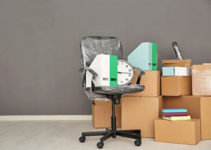 Office Removalists Liverpool